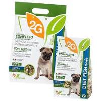 2G PET FOOD DIET FISH HERB350G