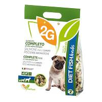 2G PET FOOD DIET FISH HERBS2KG