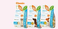 2G PET FOOD FRUIT COOKIES 350G