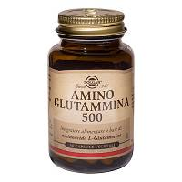 Amino Glutammina 500 50 vegicaps
