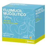 Fluimucil Mucolitico 30bust 100mg