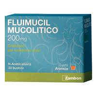 FLUIMUCIL MUCOL*OS 30BUST200MG