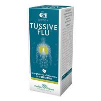 GSE TUSSIVE FLU 120ML