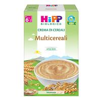 HIPP BIOLOGICO Crema Multicereali 200 ml