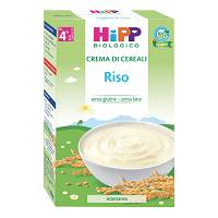 HIPP BIOLOGICO Crema Riso 200 ml