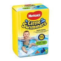 Little Swimmers 7-12 Kg Small 12 pz.
