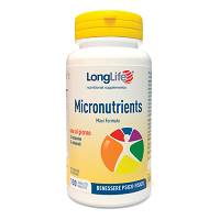 LONGLIFE MICRONUTRIENTS 100TAV