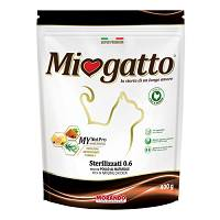 MIOGATTO STERIL POL/NAT 400G