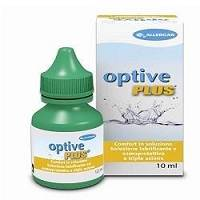 OPTIVE PLUS SOLUZIONE OFT 10ML