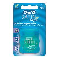 ORAL-B Filo Interdentale Satin Tape Menta 25 metri