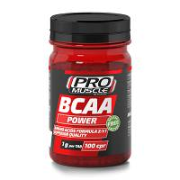 PROMUSCLE BCAA POWER 100CPR