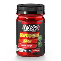 PROMUSCLE GLUTAMINE GOLD150CPR
