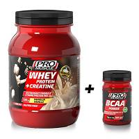 PROMUSCLE WHEY VAN+CRE725+BCAA