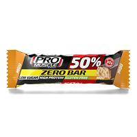 PROMUSCLE ZERO BAR 50% MOU 60G