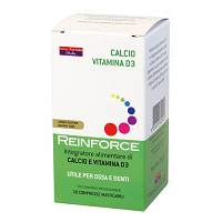 REINFORCE CALCIO Vitamina D 30 tavolette
