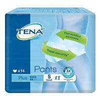 TENA PANTS PLUS PANN S 14PZ
