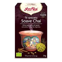 YOGI TEA SPEZ SO CHAI BIO 17FI