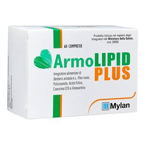 ARMOLIPID PLUS 60CPR