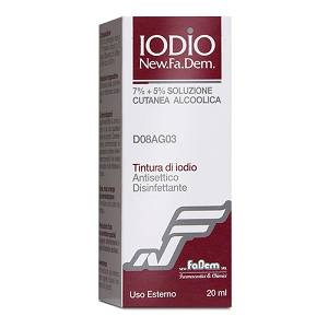 IODIO SOL ALCO I*1000ML 7%/5%