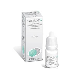 IRIDIUM A GOCCE OCULARI 8ML