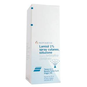 LAMISIL*SPRAY CUT FL 30ML 1%