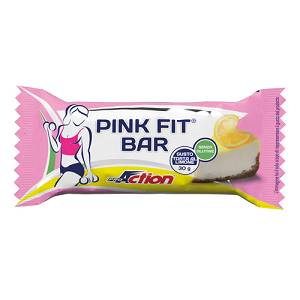 PROACTION PINK FIT BAR LIMONE