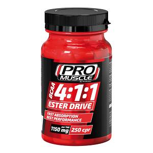 PROMUSCLE BCAA 4:1:1 250CPR