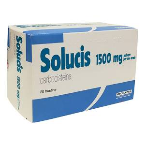 Solucis 10 1,5 g 20 bustine