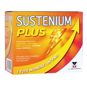 SUSTENIUM PLUS INT FORM 22BUST